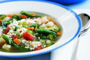 Late Summer Harvest Soup